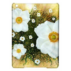 Summer Anemone Sylvestris Ipad Air Hardshell Cases