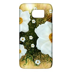 Summer Anemone Sylvestris Galaxy S6 by Nexatart