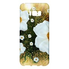 Summer Anemone Sylvestris Samsung Galaxy S8 Plus Hardshell Case  by Nexatart