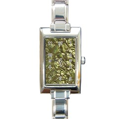 Seamless Repeat Repetitive Rectangle Italian Charm Watch