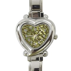 Seamless Repeat Repetitive Heart Italian Charm Watch