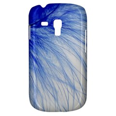 Feather Blue Colored Galaxy S3 Mini