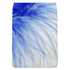 Feather Blue Colored Flap Covers (s)