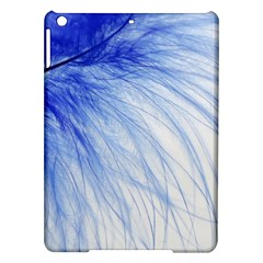 Feather Blue Colored Ipad Air Hardshell Cases