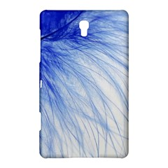 Feather Blue Colored Samsung Galaxy Tab S (8 4 ) Hardshell Case