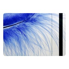 Feather Blue Colored Apple Ipad Pro 10 5   Flip Case