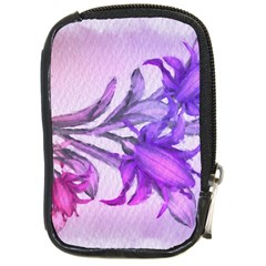 Flowers Flower Purple Flower Compact Camera Cases