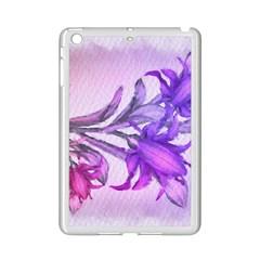 Flowers Flower Purple Flower Ipad Mini 2 Enamel Coated Cases