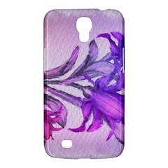 Flowers Flower Purple Flower Samsung Galaxy Mega 6 3  I9200 Hardshell Case