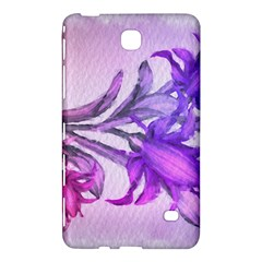 Flowers Flower Purple Flower Samsung Galaxy Tab 4 (8 ) Hardshell Case