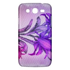 Flowers Flower Purple Flower Samsung Galaxy Mega 5 8 I9152 Hardshell Case