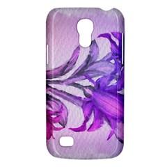 Flowers Flower Purple Flower Galaxy S4 Mini