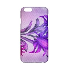 Flowers Flower Purple Flower Apple Iphone 6/6s Hardshell Case