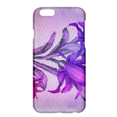 Flowers Flower Purple Flower Apple Iphone 6 Plus/6s Plus Hardshell Case
