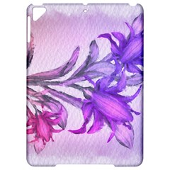 Flowers Flower Purple Flower Apple Ipad Pro 9 7   Hardshell Case by Nexatart