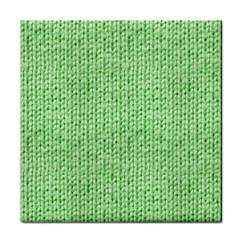 Knittedwoolcolour2 Tile Coasters by snowwhitegirl