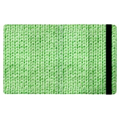 Knittedwoolcolour2 Apple Ipad Pro 9 7   Flip Case