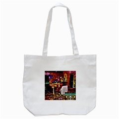 Apt Ron N Tote Bag (white)