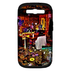 Home Sweet Home Samsung Galaxy S Iii Hardshell Case (pc+silicone)