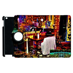 Home Sweet Home Apple Ipad 2 Flip 360 Case