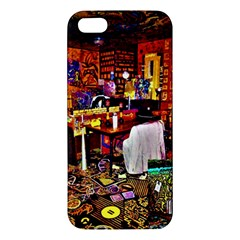 Home Sweet Home Apple Iphone 5 Premium Hardshell Case