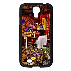 Home Sweet Home Samsung Galaxy S4 I9500/ I9505 Case (black)