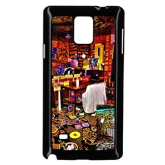 Home Sweet Home Samsung Galaxy Note 4 Case (black)