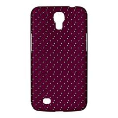 Pink Flowers Magenta Samsung Galaxy Mega 6.3  I9200 Hardshell Case