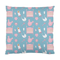 Baby Pattern Standard Cushion Case (one Side)