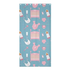 Baby Pattern Shower Curtain 36  X 72  (stall)