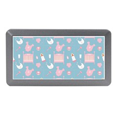 Baby Pattern Memory Card Reader (mini)