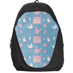 Baby Pattern Backpack Bag
