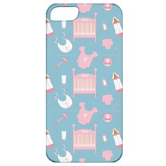 Baby Pattern Apple Iphone 5 Classic Hardshell Case
