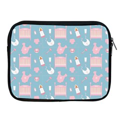 Baby Pattern Apple Ipad 2/3/4 Zipper Cases