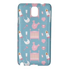 Baby Pattern Samsung Galaxy Note 3 N9005 Hardshell Case
