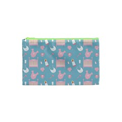 Baby Pattern Cosmetic Bag (xs)