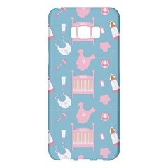 Baby Pattern Samsung Galaxy S8 Plus Hardshell Case
