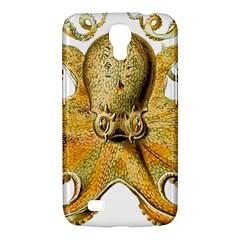 Gold Octopus Samsung Galaxy Mega 6 3  I9200 Hardshell Case by vintage2030