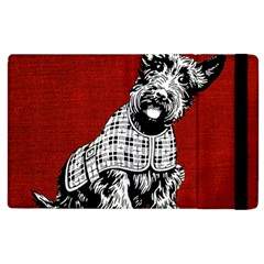 Scottish Apple Ipad 2 Flip Case by vintage2030
