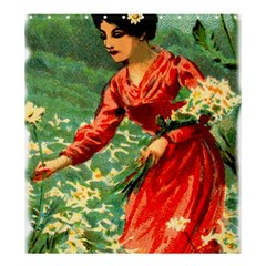 Lady 1334282 1920 Shower Curtain 66  X 72  (large)