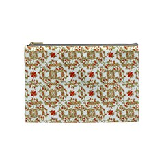 Colorful Modern Pattern Cosmetic Bag (medium)  by dflcprints