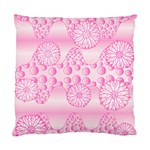 Amoebaflowerspink Standard Cushion Case (One Side)