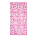 Amoebaflowerspink Shower Curtain 36  x 72  (Stall)