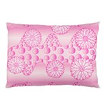 Amoebaflowerspink Pillow Case (Two Sides)