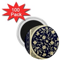 Background Vintage Japanese 1 75  Magnets (100 Pack)