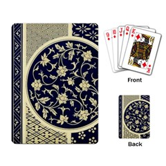 Background Vintage Japanese Playing Card