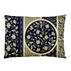 Background Vintage Japanese Pillow Case (two Sides)