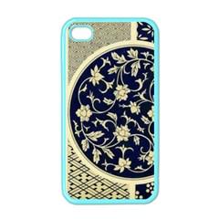 Background Vintage Japanese Apple Iphone 4 Case (color)