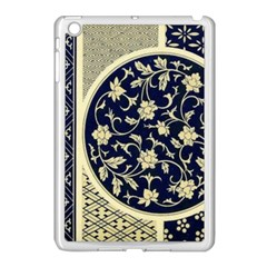Background Vintage Japanese Apple Ipad Mini Case (white)