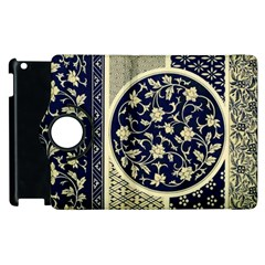 Background Vintage Japanese Apple Ipad 2 Flip 360 Case